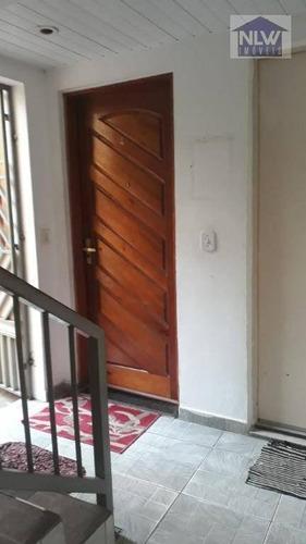 Apartamento Com 2 Dormitórios À Venda, 50 M² Por R$ 141.000,00 - Guaianazes - São Paulo/sp - Ap1689