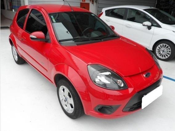 Ford Ka Vermelho 1.0 Mpi 8v Flex 2p Manual 2012 Cod:0002