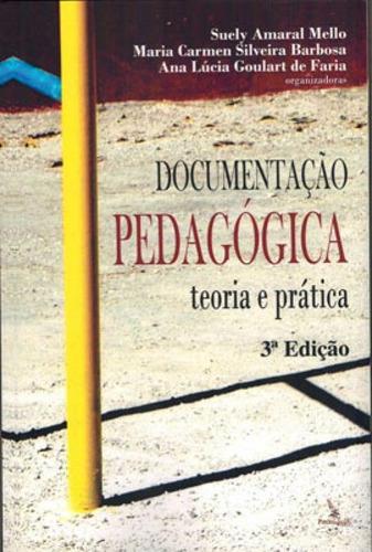 Imagem 1 de 1 de Documentação Pedagógica - Teoria E Prática