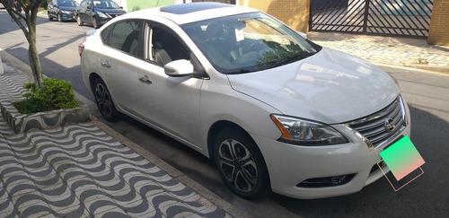 Nissan Sentra 2014 2.0 Sl Flex Aut. 4p