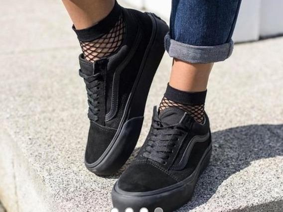 Tênis Vans Old Skool All Black