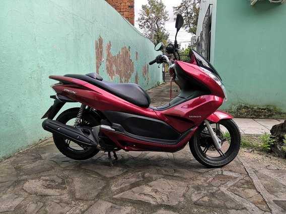 ***moto Linda*** Honda Pcx 150 2014
