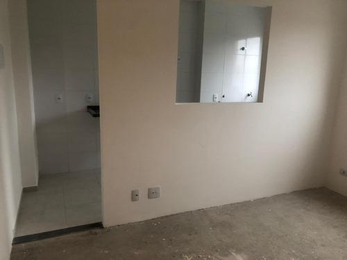 Apartamento Em Mauá Com 2 Dorms E 50 M2
