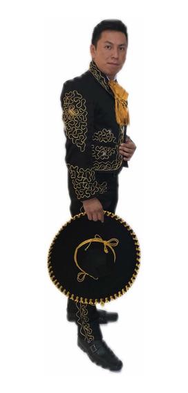 Traje De Charro Para Caballero Todo Incluido Mariachi Mexico