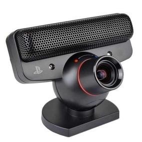 Camera Webcam Sony Eye Pc E Ps3 Original Sony Playstation 3