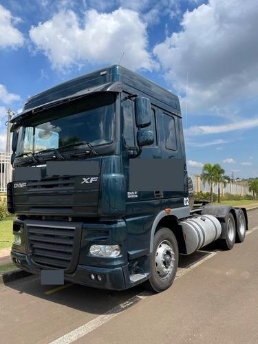 Imagem 1 de 12 de Caminhão Daf Xf 105 6x2 460 R$190.000,00 + Parcelas Ano 2018