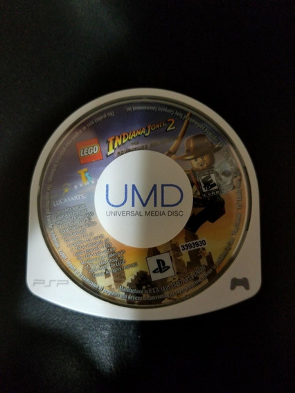 Lego Indiana Jones 2 *psp*