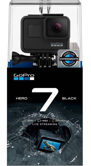 Câmera Gopro Hero 7 Black + Cartão 64gb Extreme Pro