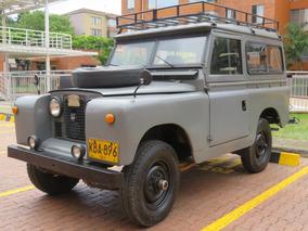 Land Rover Santana 1967