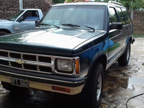 Chevrolet Blazer Tahoe