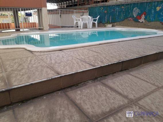 Apartamento Com 2 Dormitórios Para Alugar, 75 M² Por R$ 1.400,00/mês - Vila Valqueire - Rio De Janeiro/rj - Ap0759
