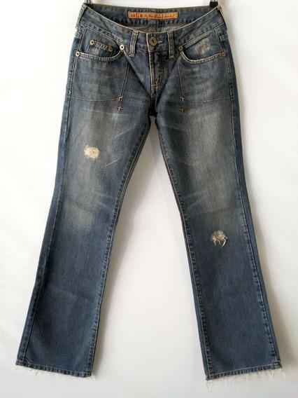 Calça Jeans Mob 38 Feminina Feminino Oferta Promocao