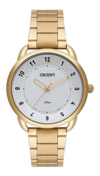 Relógio Orient De Pulso Feminino Cód. Fgss0123 S2kx