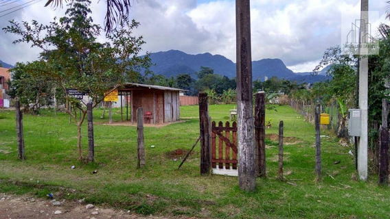 Terreno À Venda, 400 M² Por R$ 500.000,00 - Maresias - São Sebastião/sp - Te0059