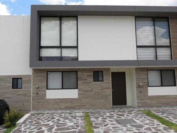 Casa En Renta En El Refugio, Queretaro, Rah-mx-20-2579