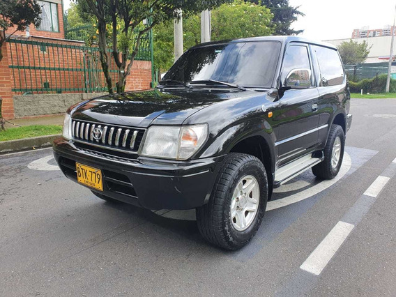 Toyota Prado Sumo Unlimited Mt 2700 Aa 4x4