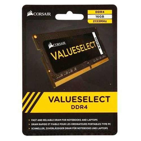 Memória Para Notebook Ddr4 16gb 2133mhz Corsair Value