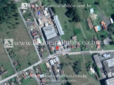 Agrolândia (sc): Galpão [5.509,90m²] Nngri