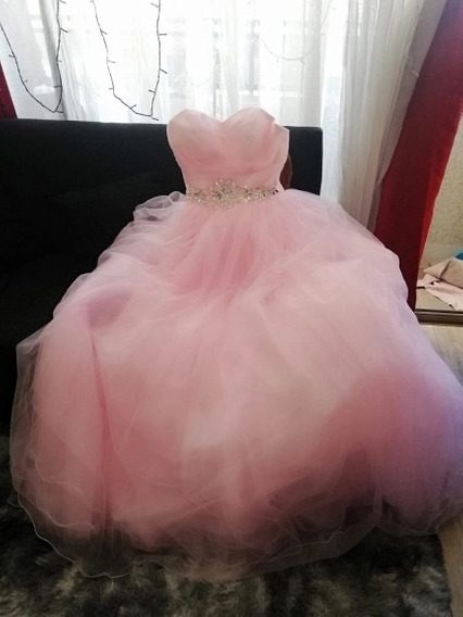 Vestido De 15 Princesa