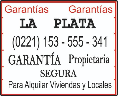 Imagen 1 de 1 de Garantías Propietarias La Plata 221-3-555-341
