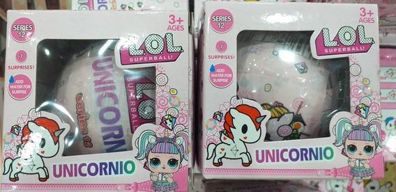 Lol Surprise Unicornio Muñeca