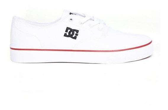 Tenis Dc- Flash 2 Tx M Shoe - Blanco-hombre- 300242wht