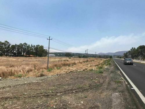 Imagen 1 de 10 de Terreno Parque Industrial Venta 40,000 M2, 220 Mts Frente  C