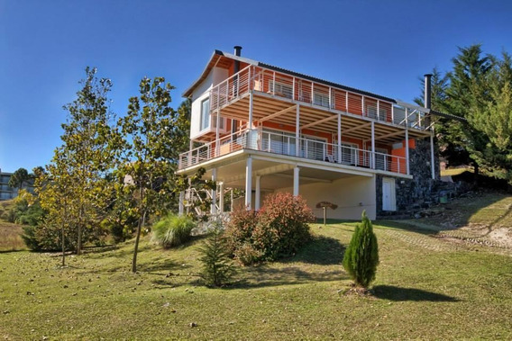 Espectacular Casa En Lago Los Molinos