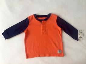 Camiseta Infantil Oshkosh Menino 9 Meses