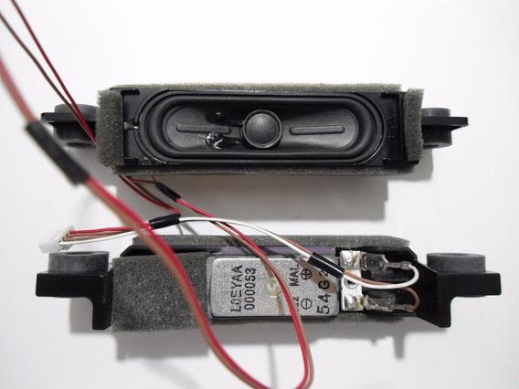 Falantes Tv Panasonic Tc32a400b
