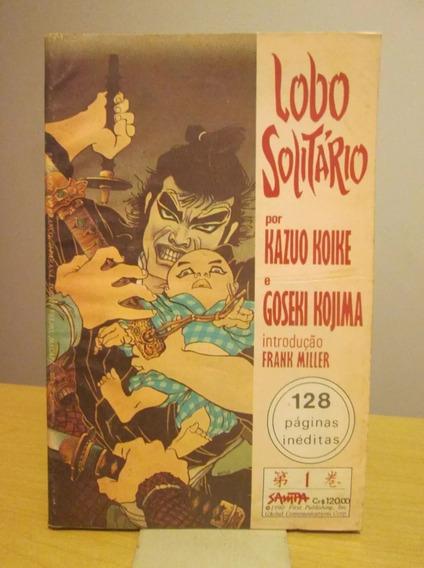 Lote 8 Revistas Lobo Solitário - Koike, Kojima - Sampa