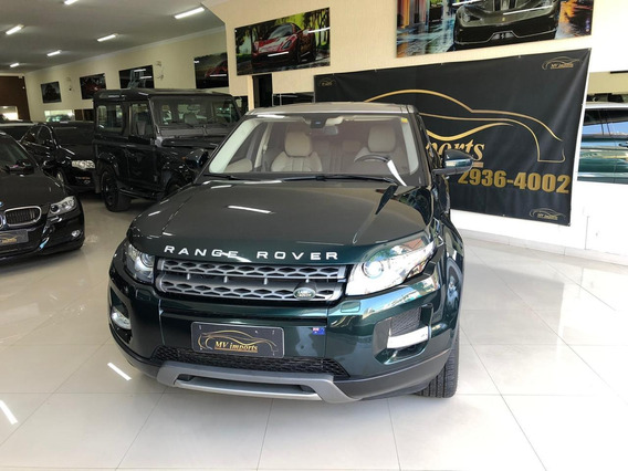 Evoque 2.0 Pure Tech 4wd 16v 5p - Impecavel - Baixa Km