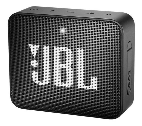 Caixa De Som Jbl Go 2 Portátil Sem Fio Original