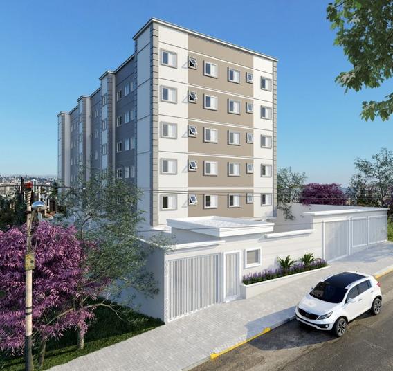 Apartamento 2 Dorm C/ Vaga