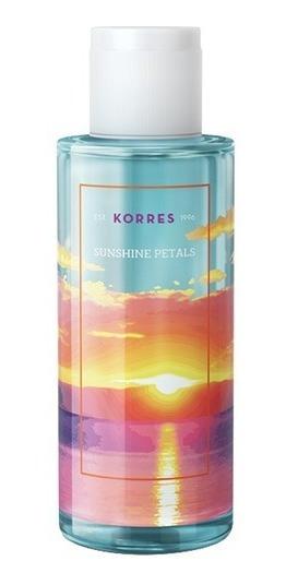 Sunshine Petals Body Spray Unissex Eau De Cologne Korres