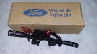 Chave Seta Com Speed Alarme Ford Fiesta 10-14 Novo Original