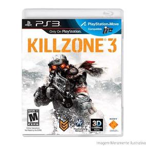 Killzone 3 - Ps3 - Mídia Física