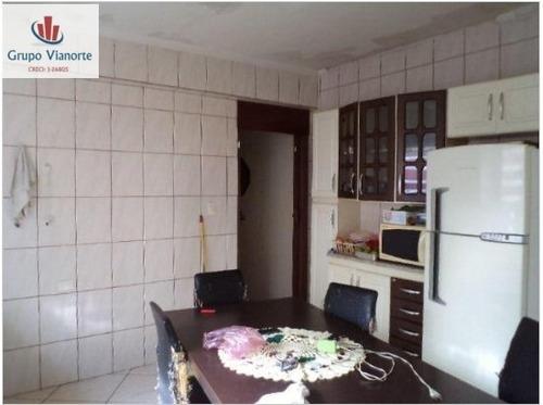 Casa A Venda No Bairro Vila Medeiros Em São Paulo - Sp.  - 222ri-1