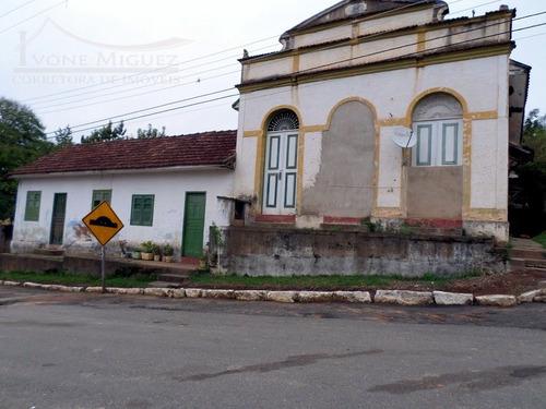 Imagem 1 de 6 de Casa Térrea Em Avelar  -  Paty Do Alferes - 981
