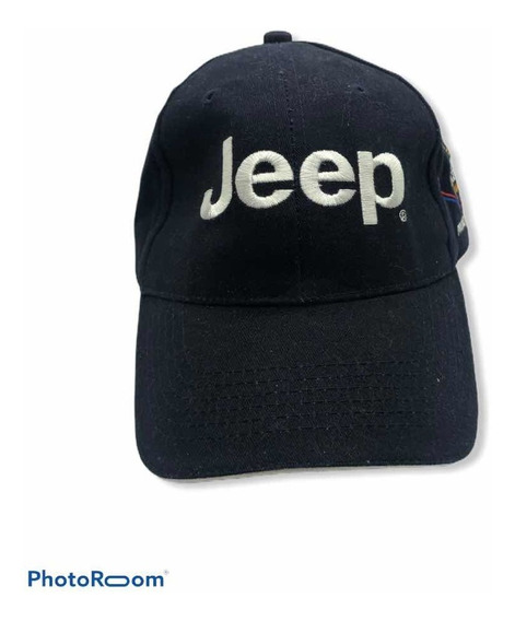 Gorra Jeep Florida Police & Fire Games