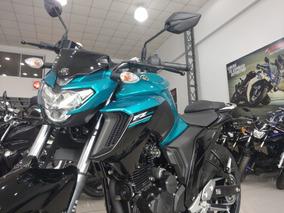 Yamaha Fz 25 0km Fz25 Negro 2018 18 Cuotas Tarjeta Yamasan