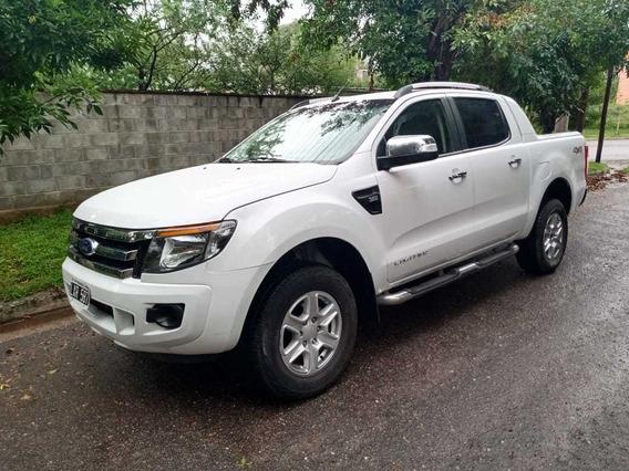 Ranger 3.2 Limited Automatica Cuero Muy Buena 3514032340