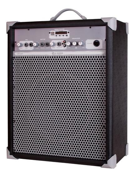 Caixa Amplificada Ll Up 10 65watts Rms Usb Bluetooth + Frete