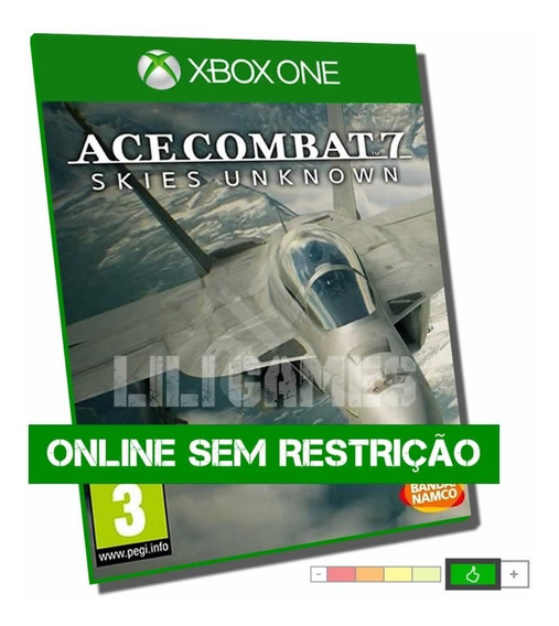 Ace Combat 7 Skies Unknown Xbox One Digital Online