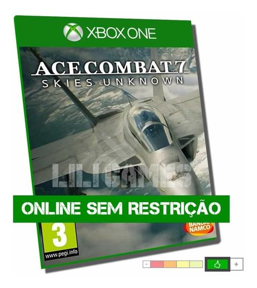 Ace Combat 7 Skies Unknown Xbox One Digital Online