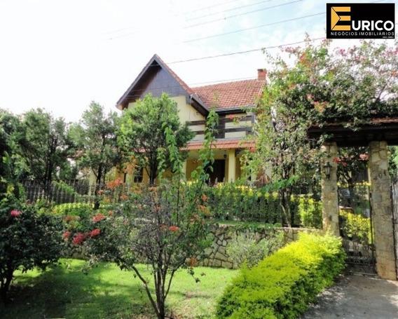 Casa Para Locação No Condomínio Vista Alegre Em Vinhedo - Sp - Ca0047 - 4903243