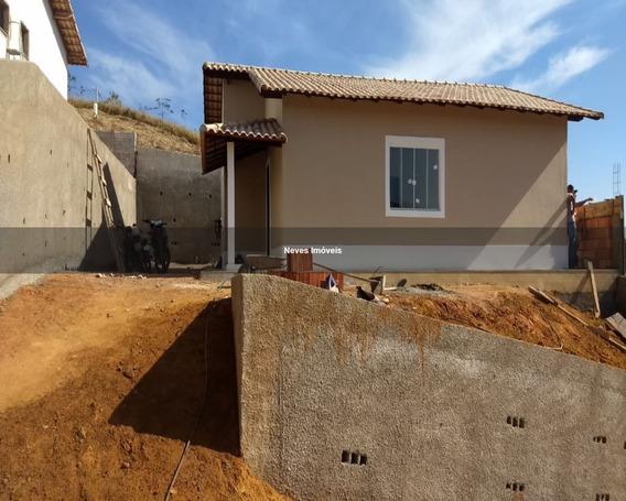 Vendo Casa No Bairro Recanto Dos Eucaliptos Em Paty Do Alferes - Rj - Ca00021 - 34951191