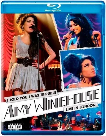 Amy Winehouse Live In London - Blu-ray - Usado