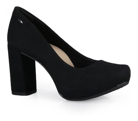 Sapato Salto Grosso Dakota