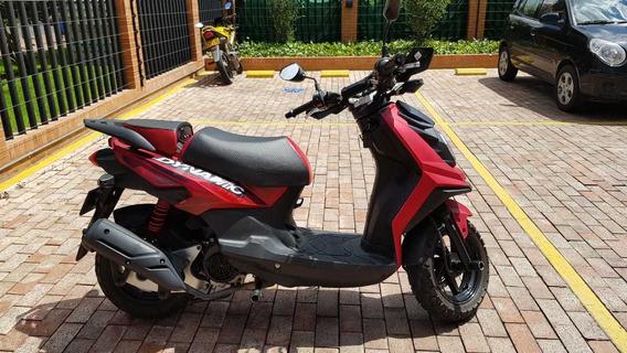 Moto Akt Dynamic Pro 125cc Modelo 2017